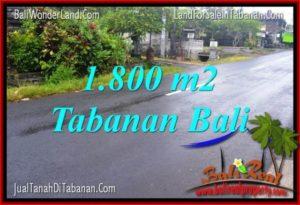 Affordable PROPERTY TABANAN LAND FOR SALE TJTB321