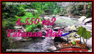 FOR SALE Exotic LAND IN Tabanan Penebel BALI TJTB284