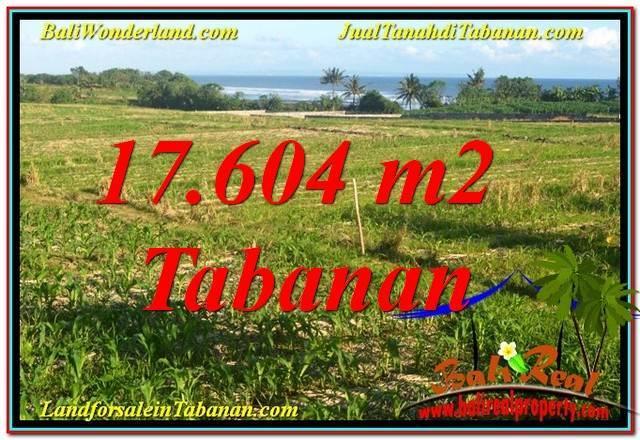 Affordable LAND SALE IN TABANAN BALI TJTB342