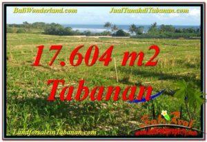 Affordable PROPERTY 17,604 m2 LAND IN TABANAN FOR SALE TJTB342