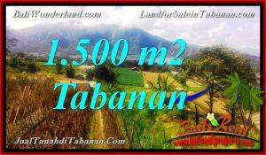 Beautiful TABANAN LAND FOR SALE TJTB373